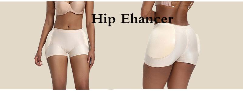 Hip Enhancer Butt Lifter Women Body Shaper Padded Panties Lace Push Up Bodysuit Shapers Tummy Control Panties Shapewear