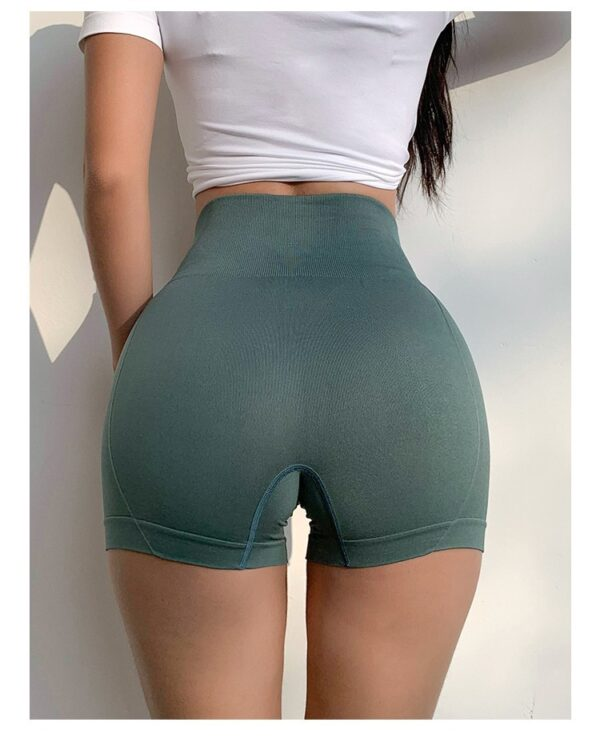 Solid Summer Women Safety Shorts